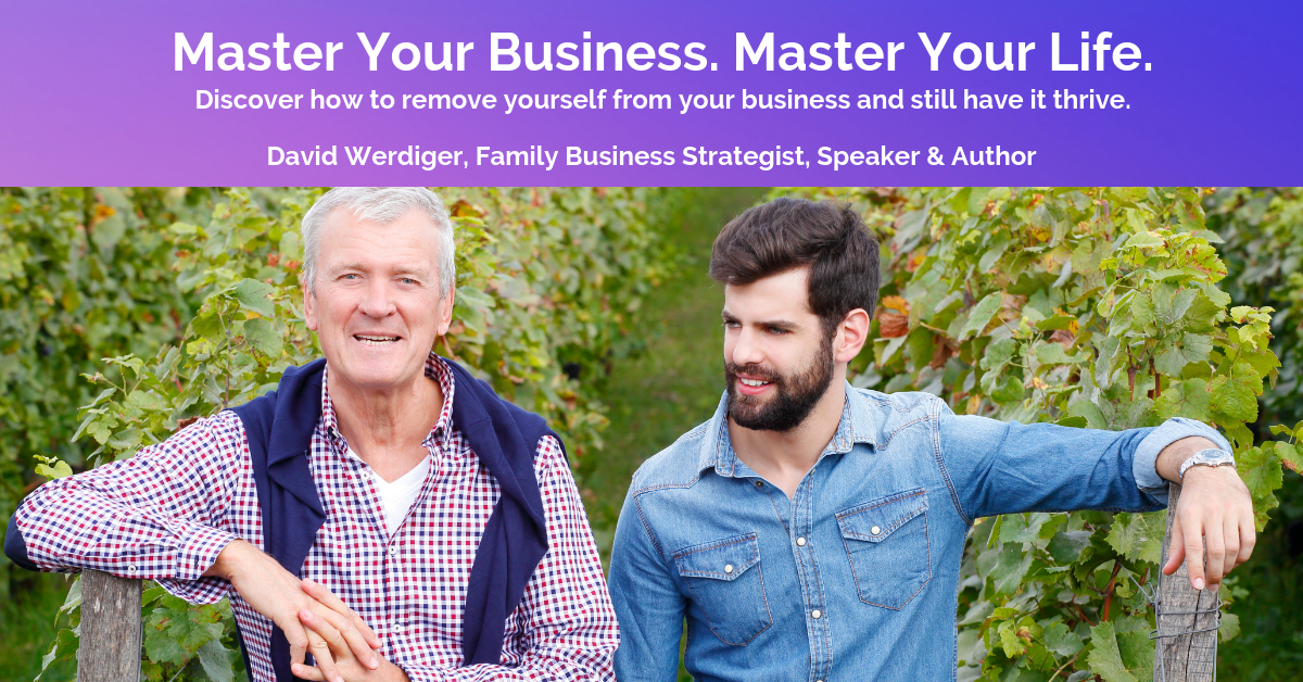 David Werdiger Master Your Business